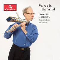 Voices in the Wind CD image