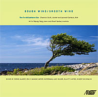 Rough Wind/Smooth Wind CD cover image